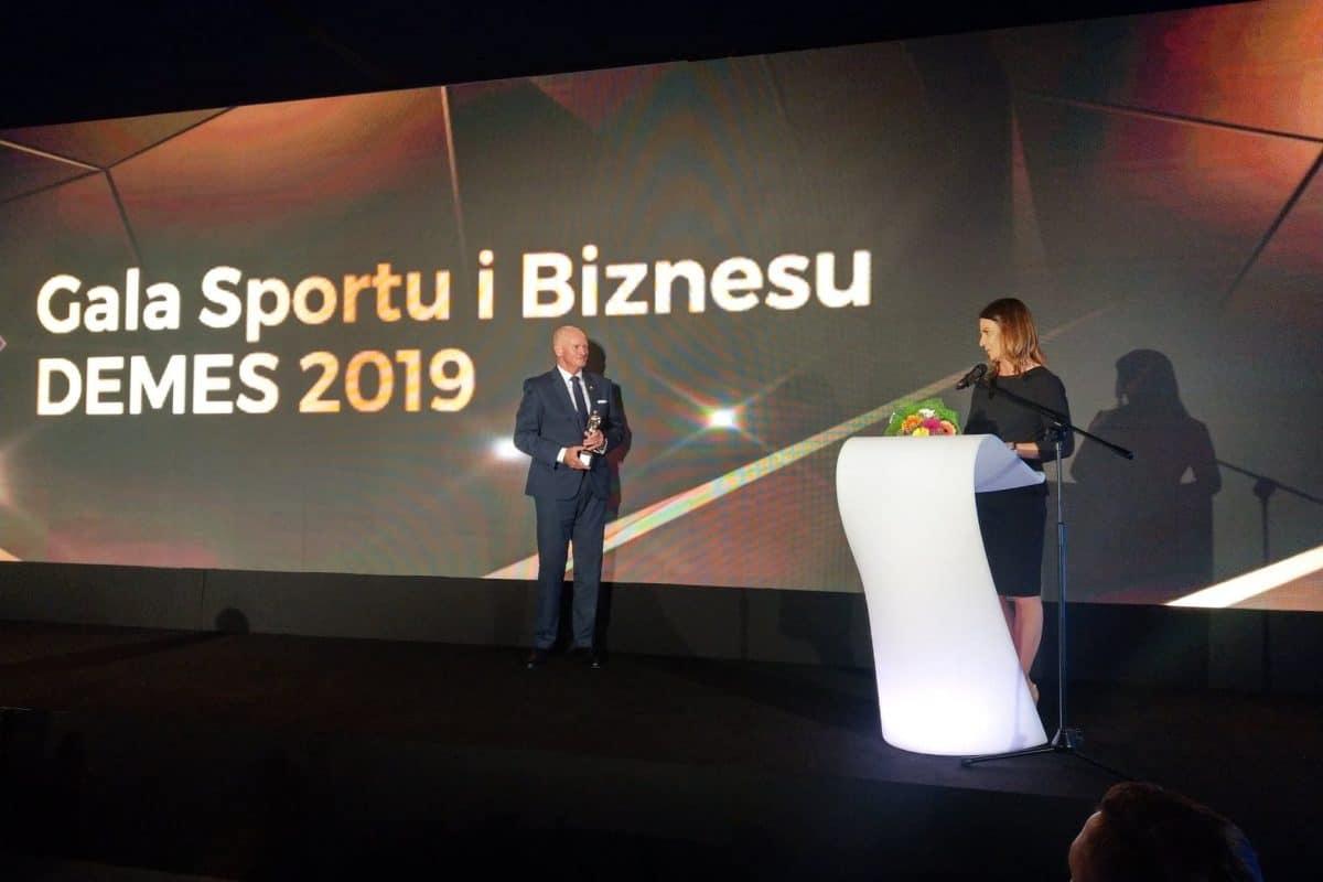 16. Gala Nagród Biznesu Sportowego: Specjalne wyróżnienie dla Polskiego Związku Tenisowego