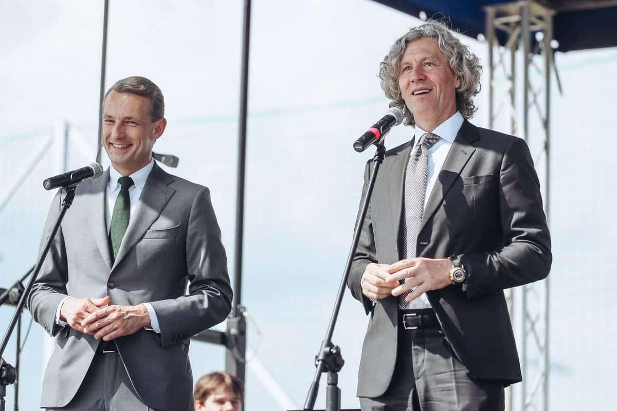 Nowa Rada Nadzorcza spółki Ekstraklasa S.A. Dariusz Mioduski na stanowisku przewodniczącego