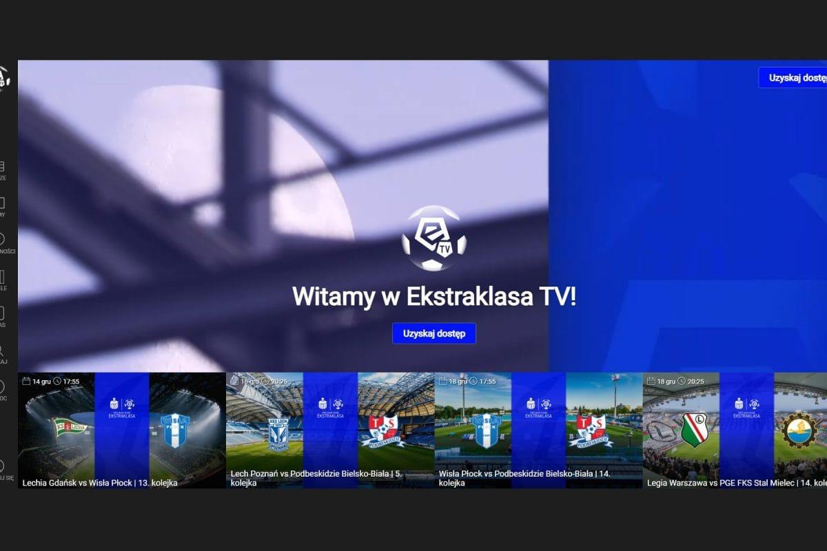 Ekstraklasa S.A. rozpoczęła poszukiwania partnera do obsługi ligowego serwisu OTT