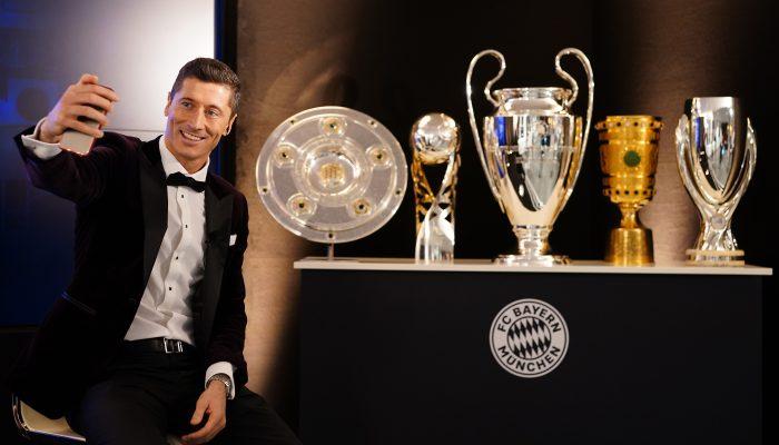 Robert Lewandowski triumfatorem plebiscytu na Najlepszego Sportowca Polski 2020. Nagrody specjalne dla PKN Orlen i Totalizatora Sportowego
