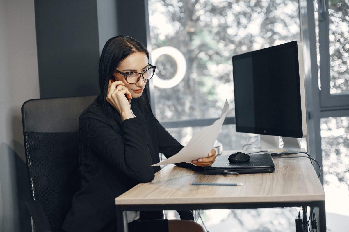 Ergonomia pracy, czyli jak zwiększyć komfort pracy w biurze
