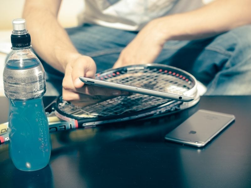 Korzyści z gry w squasha, które przydadzą się w biznesie