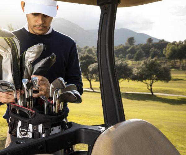 Fitting kijów golfowych – pierwszy krok do poprawy wyników