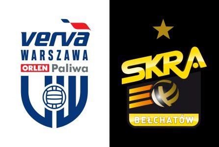 PlusLiga 2021/22: VERVA Warszawa straciła sponsora tytularnego, PGE Skra Bełchatów na Clubhouse