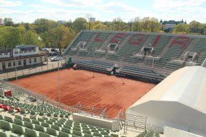 Legia Warszawa stawia na tenis! Ambitne plany rozwoju sekcji tenisowej stołecznego klubu
