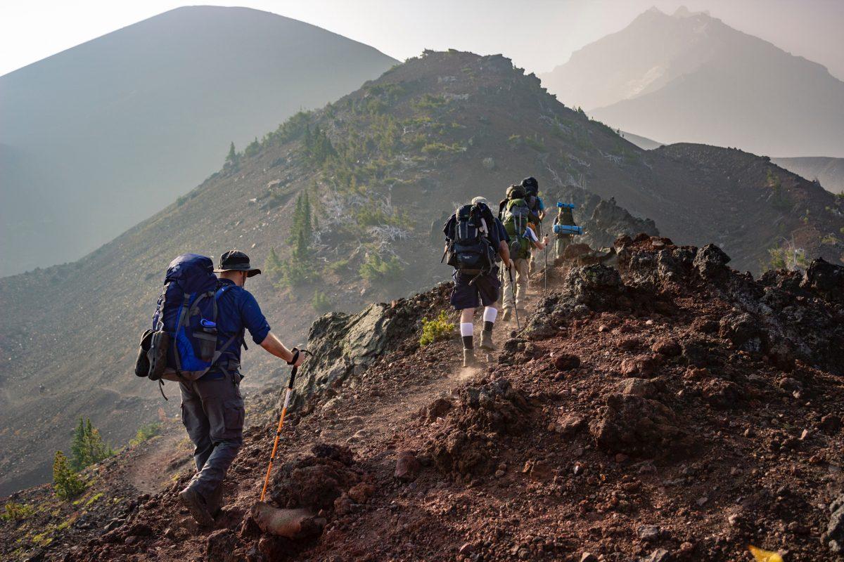 Trekking – jakie ma zalety?